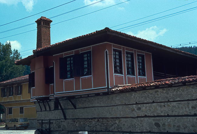 Street Scene, Koprivshtitsa