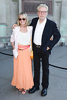 Twiggy and Leigh Lawson<br /> at the at the V&A Museum Summer Party 2017, London. <br /> <br /> <br /> ©Ash Knotek  D3286  21/06/2017