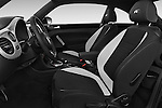 Front seat view of a 2014 Volkswagen Beetle Sport R-Line 3 Door Hatchback 2WD Front Seat car photos