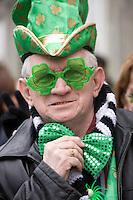 St. Parick's Day parade, South Boston, MA