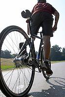 Shimano Nexus internal hub rear gear <br /> pic copyright Steve Behr / Stockfile