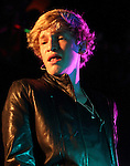 """Australian teen pop star Cody Simpson performs on his co-headlining """"Waiting4U tour"""" with Greyson Chance at the Chameleon in Lancaster, Pennsylvania USA April 20, 2011. .Copyright EML/Rockinexposures.com."""
