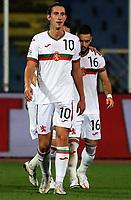 3rd September 2020, Sofia, Bulgaria;  Bulgaria versus Republic of Ireland Uefa Nations League B/Group 4; Bozhidar Kraev Bulgaria
