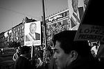 Obrador's inauguration rally