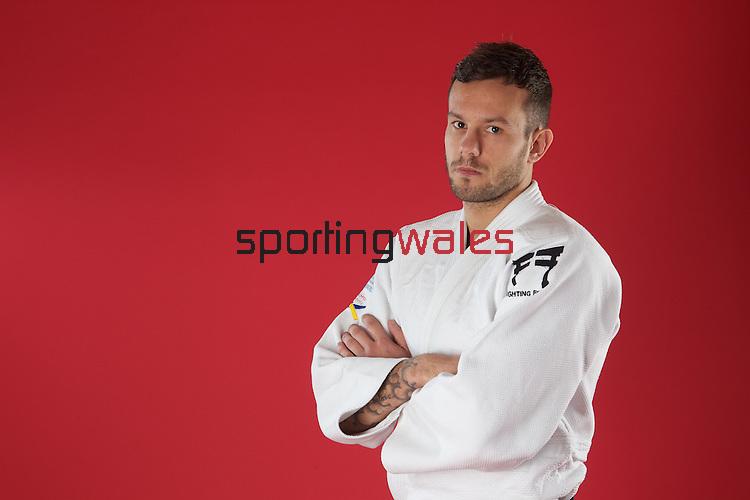 Wales Judo - Stephen Abberley..13.03.12.©STEVE POPE