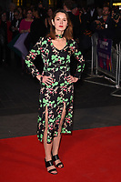 """Emily Bevan<br /> arriving for the London Film Festival 2017 screening of """"Breathe"""" at the Odeon Leicester Square, London<br /> <br /> <br /> ©Ash Knotek  D3318  04/10/2017"""