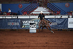 Cheyenne Rondeaux during the first day of Barrel Qualifiers. Photo by Andy Watson