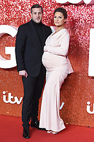 Paul Knightley and Sam Faiers<br /> at the ITV Gala 2017 held at the London Palladium, London<br /> <br /> <br /> ©Ash Knotek  D3349  09/11/2017