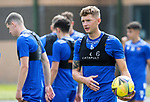 St Johnstone Training...02.07.21<br />Liam Gordon pictured during training<br />Picture by Graeme Hart.<br />Copyright Perthshire Picture Agency<br />Tel: 01738 623350  Mobile: 07990 594431