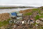 Dumping near Blennerville on Thursday.