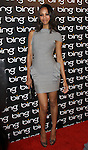 Zoe Saldana at the Bing After-Party following Bing's Celebration of Creative Minds held at Boa Steakhouse in West Hollywood, California on June 22,2010                                                                               © 2010 Debbie VanStory / Hollywood Press Agency