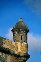 Puerto Rico, San Juan, El Morro, (El Castillo San Felipe del Morro), 1549