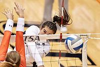 210821-Sam Houston St. @ UTSA Volleyball