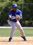 Los Angeles Dodgers Spring Training 2004