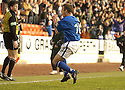 20040313     Copyright Pic : James Stewart.File Name : jspa07_stjohn_v_ict..KEIGAN PARKER CELEBRATES SCORING ST JOHNSTONE'S LATE WINNER........James Stewart Photo Agency 19 Carronlea Drive, Falkirk. FK2 8DN      Vat Reg No. 607 6932 25.Office     : +44 (0)1324 570906     .Mobile  : +44 (0)7721 416997.Fax         :  +44 (0)1324 570906.E-mail  :  jim@jspa.co.uk.If you require further information then contact Jim Stewart on any of the numbers above.........