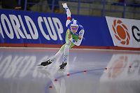 SPEEDSKATING: Calgary, The Olympic Oval, 08-02-2020, ISU World Cup Speed Skating, 1500m Ladies Division B, Maryna Zuyeva (BLR), ©foto Martin de Jong