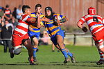 NELSON, NEW ZEALAND - Tasman Trophy Rugby: Wanderers v Waimea Old Boys, Brightwater, Saturday  15th May 2021. Brightwater, Nelson, New Zealand. (Photos by Barry Whitnall/Shuttersport Limited)
