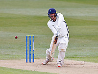 Yorkshire's Tom Loten bats during Kent CCC vs Yorkshire CCC, LV Insurance County Championship Group 3 Cricket at The Spitfire Ground on 15th April 2021