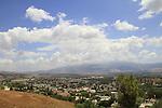 Kiryat Shmona in the Upper Galilee