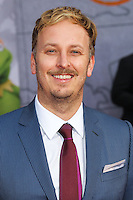"""HOLLYWOOD, LOS ANGELES, CA, USA - MARCH 11: James Bobin at the World Premiere Of Disney's """"Muppets Most Wanted"""" held at the El Capitan Theatre on March 11, 2014 in Hollywood, Los Angeles, California, United States. (Photo by Xavier Collin/Celebrity Monitor)"""