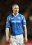 St Johnstone v Dundee....27.11.15  SPFL  McDiarmid Park, Perth<br /> Steven Anderson<br /> Picture by Graeme Hart.<br /> Copyright Perthshire Picture Agency<br /> Tel: 01738 623350  Mobile: 07990 594431