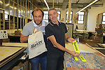 Alex and Beppe Santini Factory, Lallio, Italy. 30th September 2015.<br /> Picture: Eoin Clarke | Newsfile