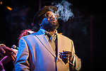 George Clinton & Parliament Funkadelic perform at Lupo's in Providence.