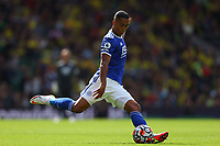 28th August 2021; Carrow Road, Norwich, Norfolk, England; Premier League football, Norwich versus Leicester; Youri Tielemans of Leicester City