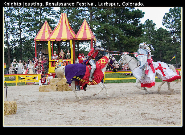 It may be staged, but still hurts. These rider take hard hits and land flat on their backs. Serious stuff.<br />