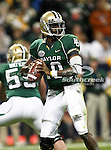 Baylor Bears quarterback Robert Griffin III (10) in action during the 2010 Texas  Bowl football game between the Illinois  Fighting Illini and the Baylor Bears at the Reliant Stadium in Houston, Tx. Illinois defeats Baylor 38 to 14....