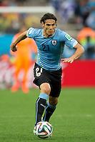 Edinson Cavani of Uruguay