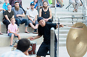 Crystal Bridges: Gong Orchestra Performance