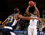 UC Irvine at South Dakota State University Men's Basketball