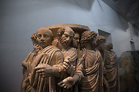 Sarcofago di Acilia.<br />