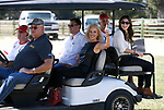 Kellyanne Conway arrives at the 4th annual Basque Fry in Gardnerville, Nev., on Saturday, Aug. 25, 2018. Hosted by the Morning in Nevada PAC, the event is a fundraiser for conservative candidates and issues and includes traditional Basque dishes like deep-fried lamb testicles.(Cathleen Allison/Las Vegas Review Journal)