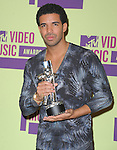 Drake at The 2011 MTV Video Music Awards held at Staples Center in Los Angeles, California on September 06,2012                                                                   Copyright 2012  DVS / Hollywood Press Agency
