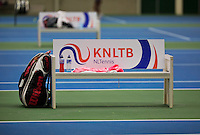 November 130, 2014, Almere, Winter Jeugd Circuit, WJC,  Bente Spee   Anouk Koevermans<br /> Photo: Henk Koster