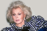Zsa Zsa Gabor 1985<br /> Photo by Adam Scull/PHOTOlink