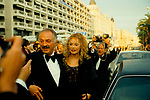 Jacques Medecin former Mayor of Nice South of France after a premier Cannes Film 1980