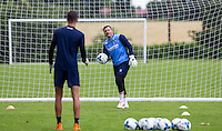 Goalkeeper Barry Richardson during the Wycombe Wanderers 2016/17 Pre Season Training Session at Wycombe Training Ground, High Wycombe, England on 1 July 2016. Photo by Andy Rowland.