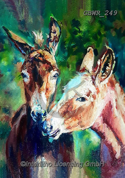 Simon, REALISTIC ANIMALS, REALISTISCHE TIERE, ANIMALES REALISTICOS, innovative, paintings+++++A_SueG_CheekyFaces,GBWR249,#a#, EVERYDAY
