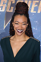 """Sonequa Martin-Green<br /> at the """"Star Trek Discovery"""" photocall, Millbank Tower,  London<br /> <br /> <br /> ©Ash Knotek  D3347  05/11/2017"""