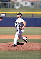 Trevor Oaks - Surprise Saguaros - 2019 Arizona Fall League (Bill Mitchell)
