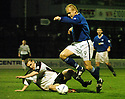 13/12/03          Copyright Pic : James Stewart.File Name : stewart012-ayr v st john..Payment should be made to :-.James Stewart Photo Agency, 19 Carronlea Drive, Falkirk. FK2 8DN      Vat Reg No. 607 6932 25.Office     : +44 (0)1324 570906     .Mobile  : +44 (0)7721 416997.Fax         :  +44 (0)1324 570906.E-mail  :  jim@jspa.co.uk.If you require further information then contact Jim Stewart on any of the numbers above.........