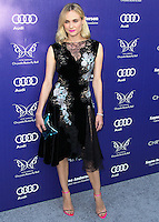BRENTWOOD, LOS ANGELES, CA, USA - JUNE 07: Actress Diane Kruger arrives at the 13th Annual Chrysalis Butterfly Ball held at Brentwood County Estates on June 7, 2014 in Brentwood, Los Angeles, California, United States. (Photo by Xavier Collin/Celebrity Monitor)