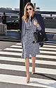 Miranda Kerr leaves Japan