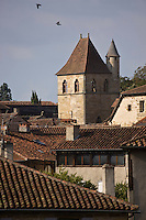 Europe/France/Midi-Pyrénées/46/Lot/Figeac:   Tour du Château du Viguier du Roy