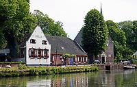 Nederland Oud-Zuilen - 2020.  Restaurant Cafe Belle in oud-Zuilen.    Foto Berlinda van Dam / ANP / Hollandse Hoogte