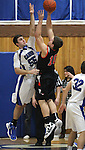 Images from the boys basketball game between Dougals High and Carson High at CHS on Friday, Jan. 27, 2012. Douglas won 54-46..Photo by Cathleen Allison