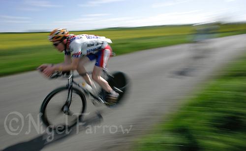 30 APR 2006 - BOTTISHAM, GBR - Cambridge Duathlon (PHOTO (C) NIGEL FARROW)
